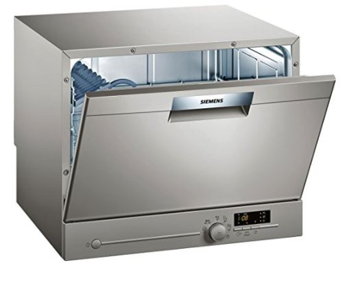 Siemens SK26E821EU iQ300 single Spülmaschine